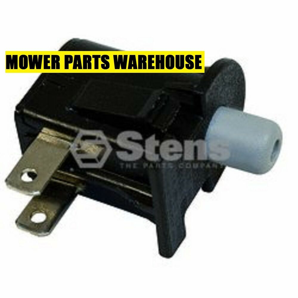 John Deere 445 Tractor Seats Replacement : Seat safety switch john deere am z