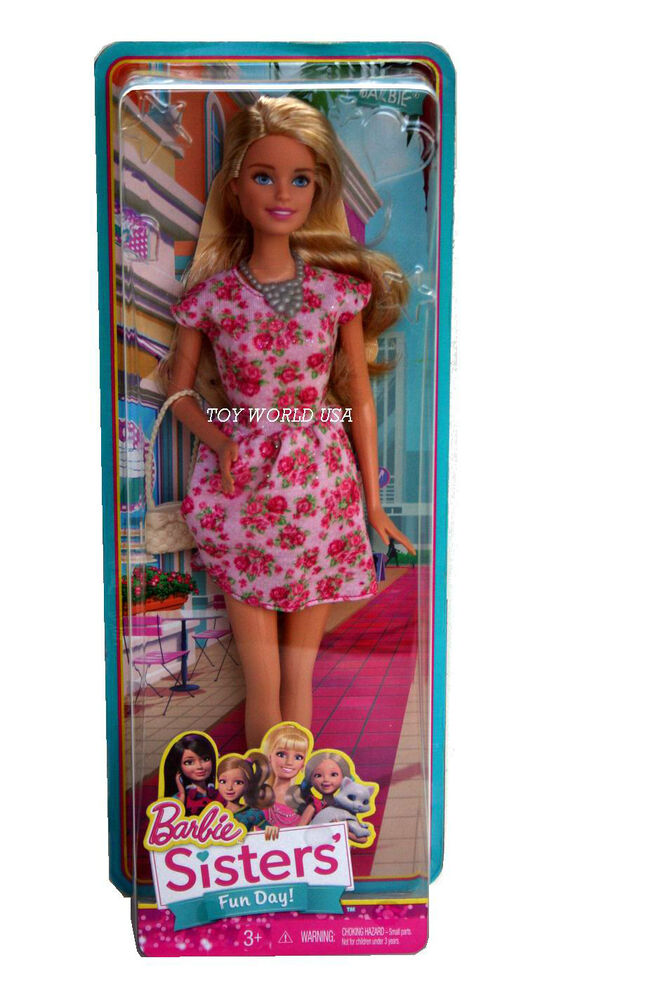 """Sisters' Fun Day! """"Life in the Dreamhouse"""" Barbie Doll ..."""