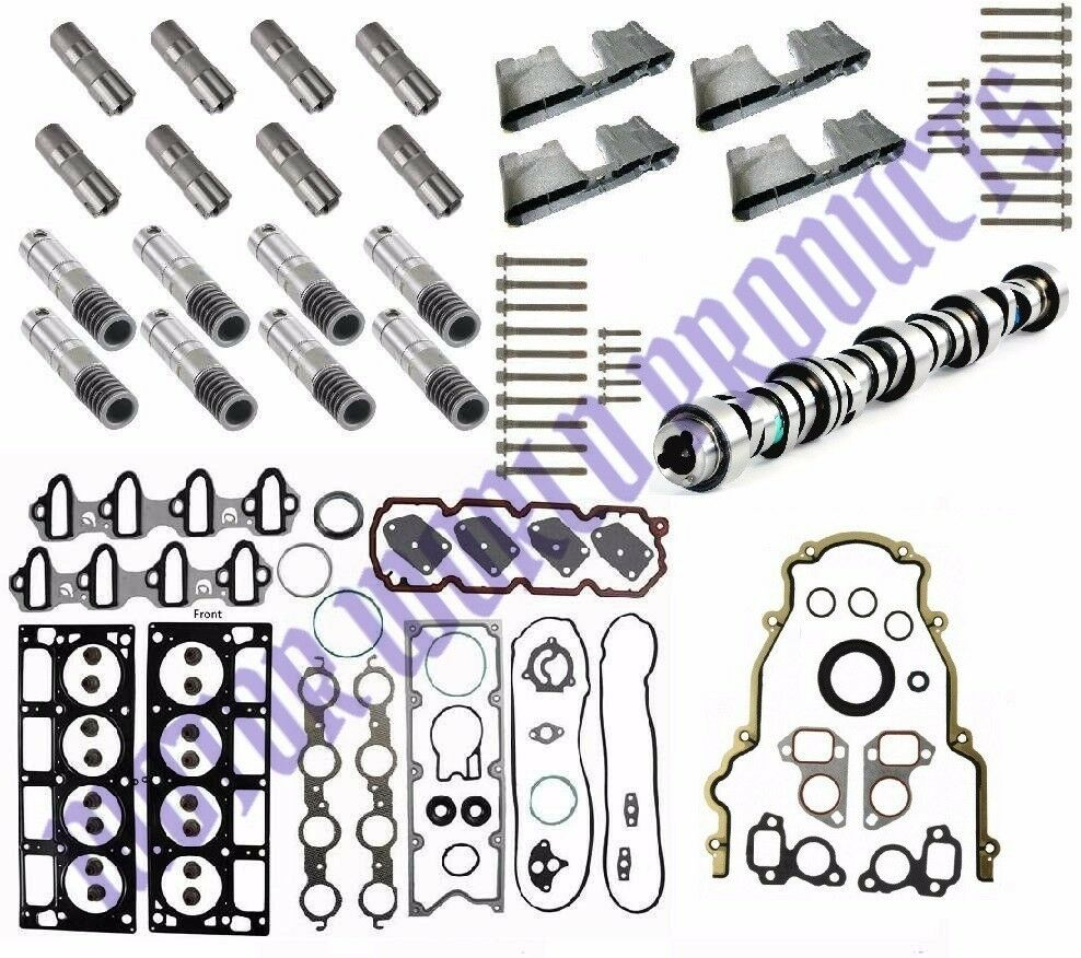 2005 -2013 GM Chevrolet AFM 5.3 Lifters Gaskets + Bolts