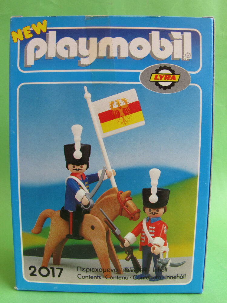 original playmobil new royal soldiers 2017 lyra 1978 misb ovp ebay. Black Bedroom Furniture Sets. Home Design Ideas