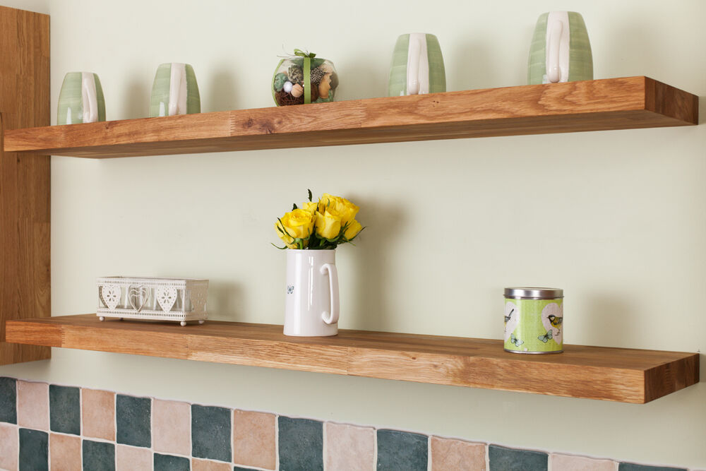 Kitchen Shelves Ideas Uk