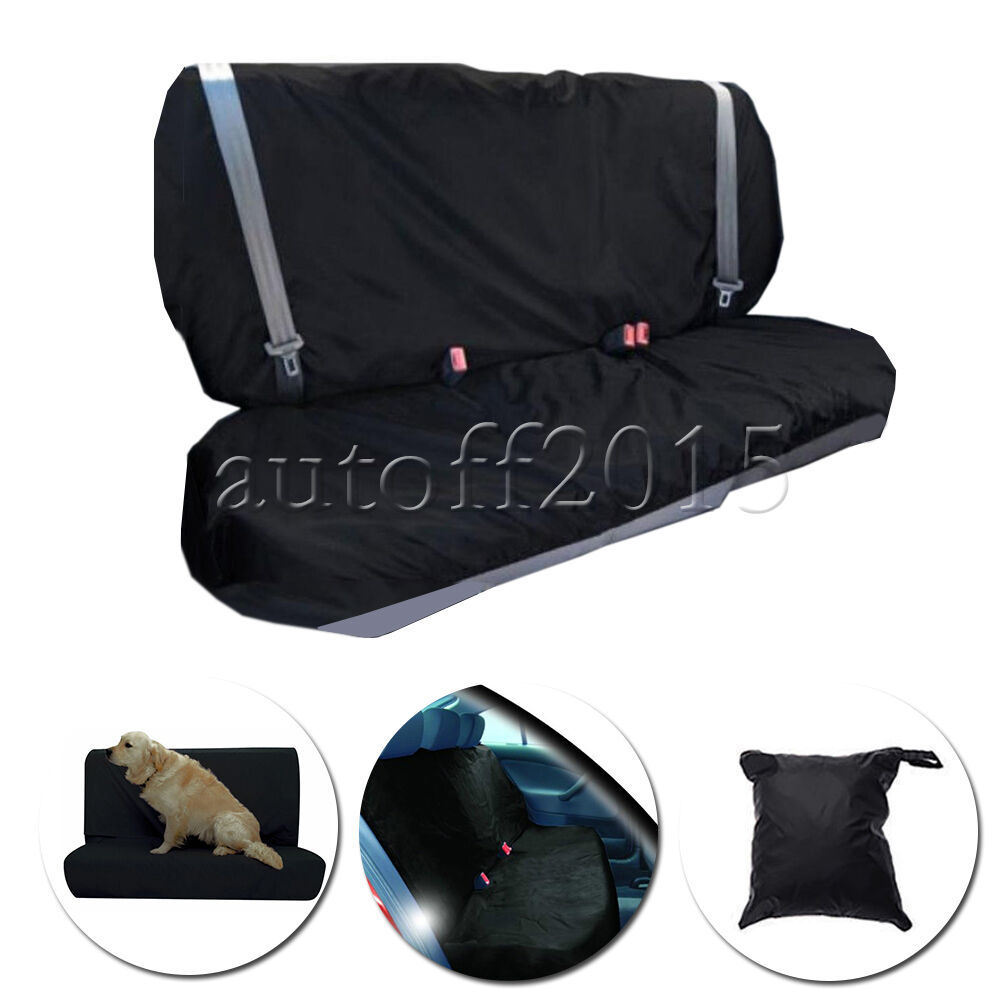 waterproof washable pet dog seat back rear seat cover cushion pad protector auto ebay. Black Bedroom Furniture Sets. Home Design Ideas