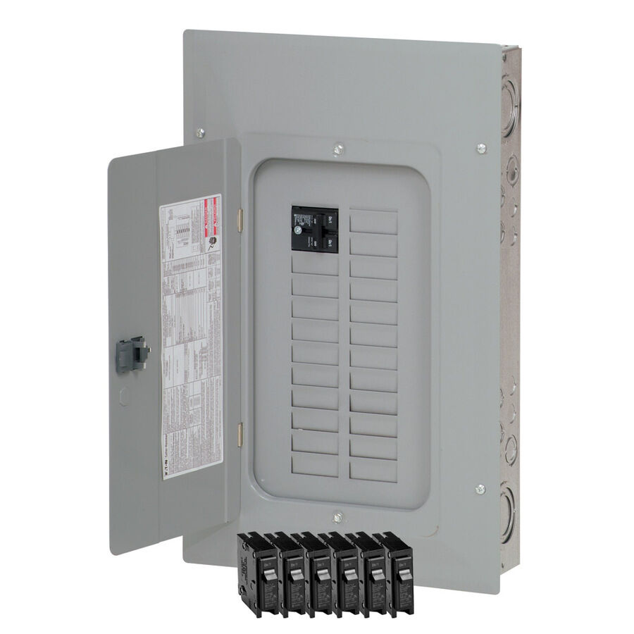 eaton 100-amp 20-space 40-circuit wall main-breaker indoor ... circuit breaker circuit diagram wiring circuit breaker board