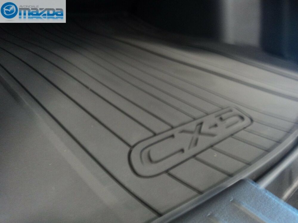 2013 2016 Mazda Cx 5 All Weather Floor Mats Amp Rear Cargo Tray Combo Kit New Ebay
