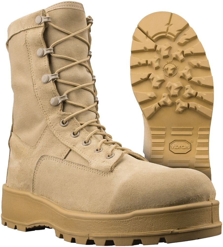 Altama Us Army Military Tan Desert Temperate Cold Weather