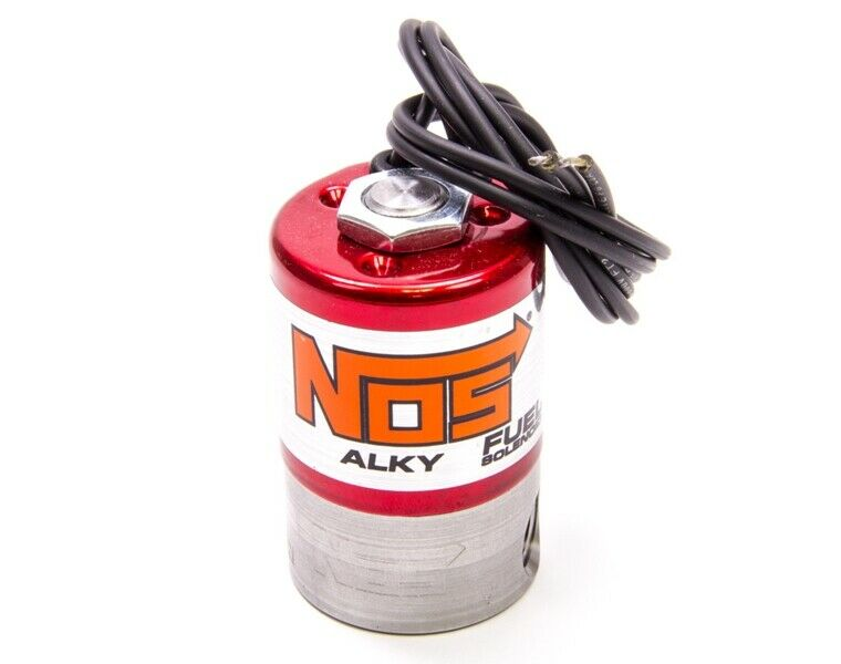 nitrous oxide systems nos 18060nos nitro alky fuel solenoid nitrous oxide syst ebay. Black Bedroom Furniture Sets. Home Design Ideas