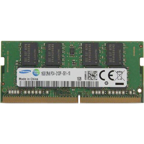 16gb module memory ram ddr4 2133 mhz samsung so dimm pc4 17000 skylake laptops ebay. Black Bedroom Furniture Sets. Home Design Ideas