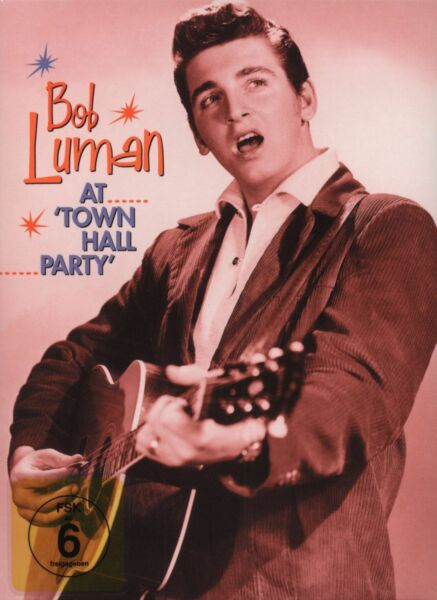 DVD ROCKABILLY - Bob Luman - At Town Hall Party DVD (0) New - Neuf