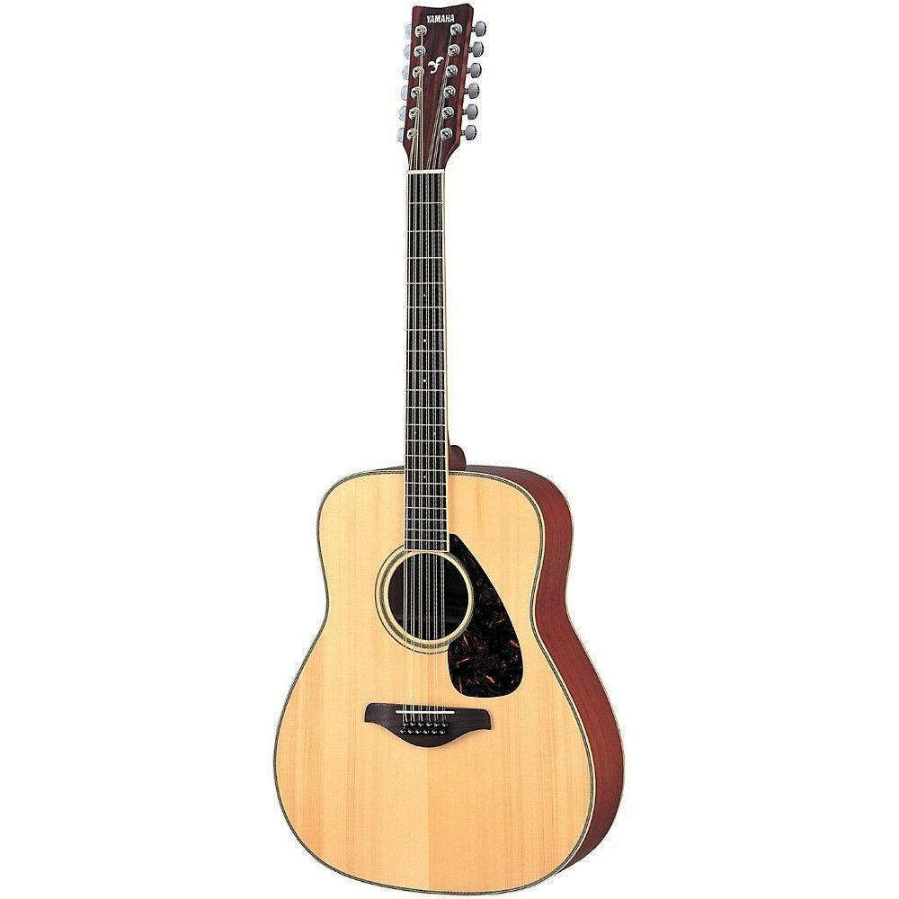new 12 string yamaha fg720s 12 string acoustic guitar natural 86792831695 ebay. Black Bedroom Furniture Sets. Home Design Ideas