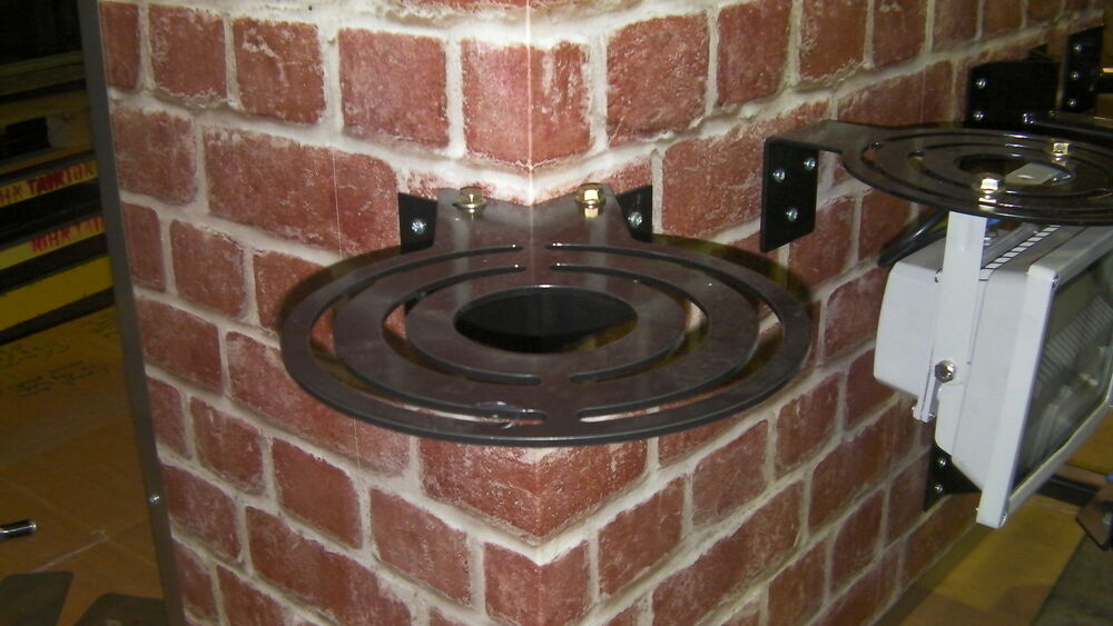 Unique Medium Floodlight Corner Bracket For Multiple Flood