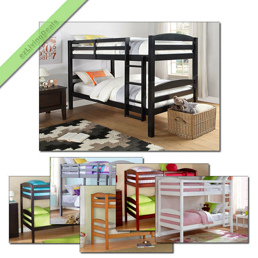 kids twin bunk beds