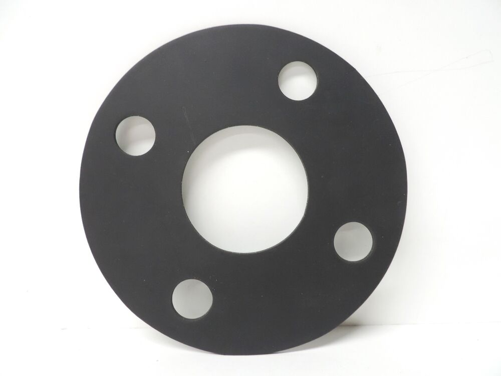New gasket flange rubber 3 1 2 suits both table d e for Table e flange