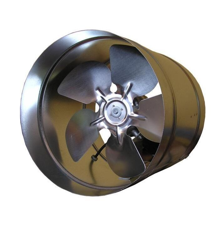 Industrial Kitchen Extractor Fan: Commercial Ducting Metal Extractor Fan Galvanized Duct