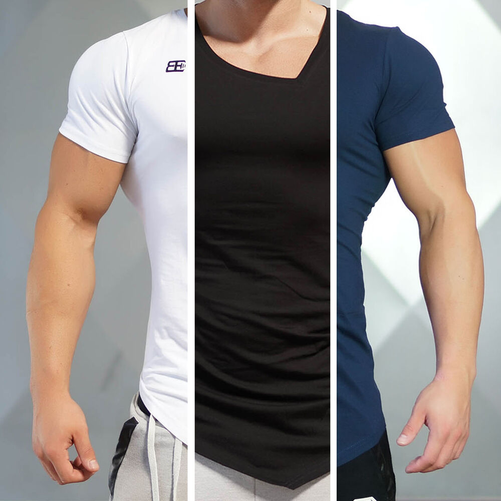 new mens long tail tee short sleeve collar irregular. Black Bedroom Furniture Sets. Home Design Ideas