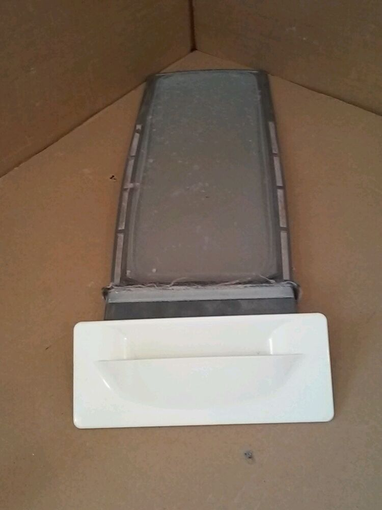 Kenmore Dryer Lint Screen 8557854 Bisque Ebay