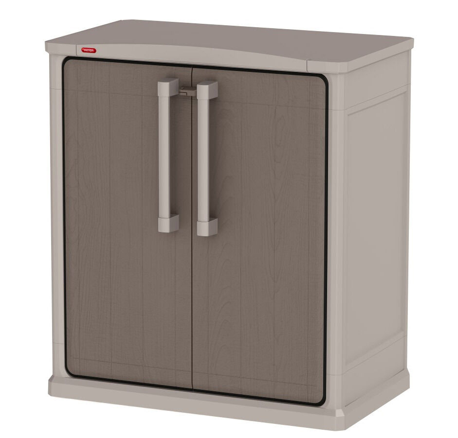 Keter Optima Wonder Mini Outdoor Storage Cabinet Base