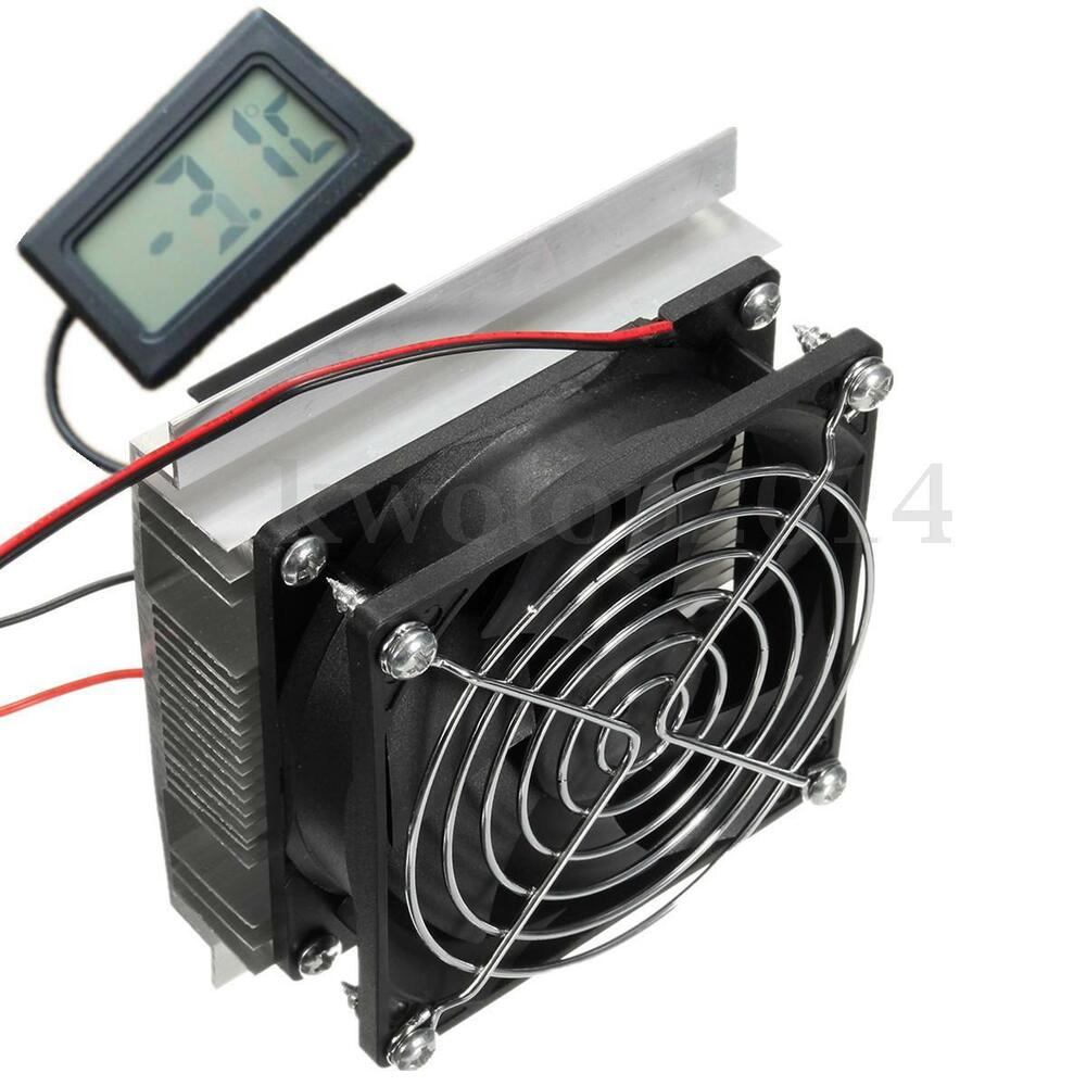 Air To Air Cooling : V a peltier semiconductor refrigeration air