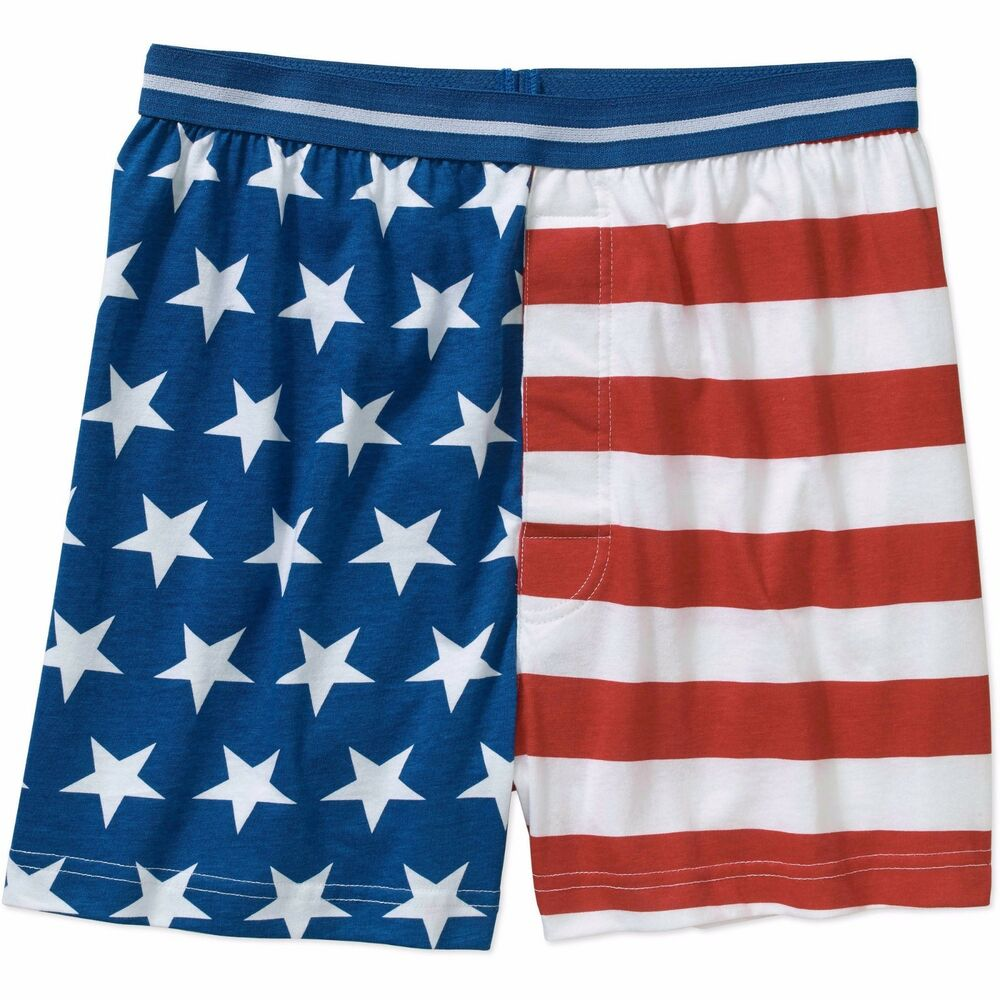 Enter the American flag boxer briefs collection loaded up with ol' pappy Shinesty's scrote snugglin', ball balancing, sack serenity that is the Ball Hammock American flag boxers. No more must your boys go unheld and unflagged.