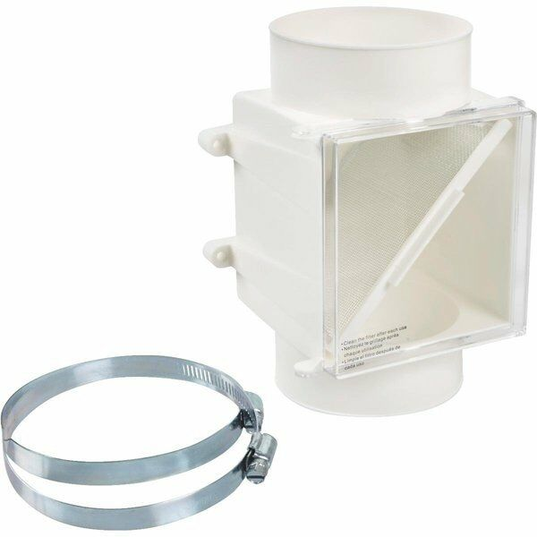 proclean dryer duct lint trap plastic fits all 4