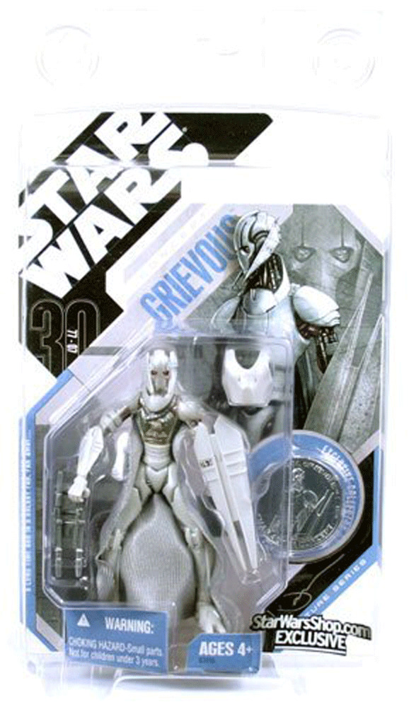 Star Wars General Grievous Toys : Star wars th anniversary collection concept grievous