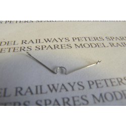 Peters Spares PS14 Triang Hornby S6114 0-4-0 Pickup Spring - Replacement (S6614)