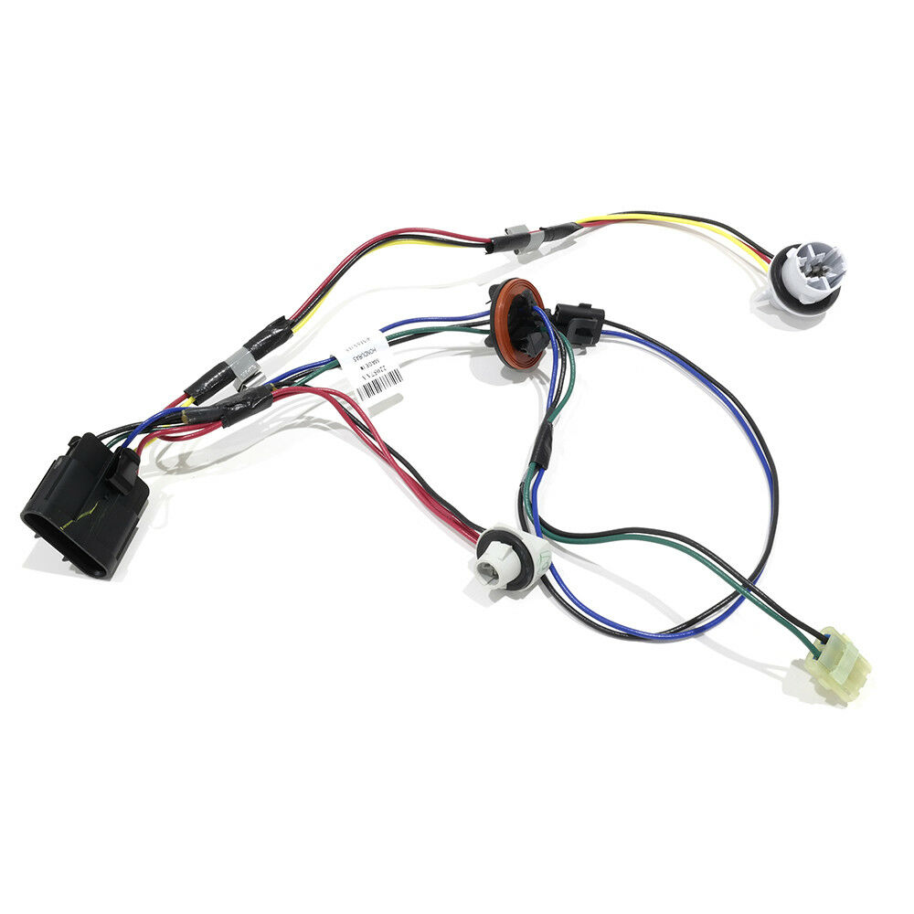 oem new headlamp wiring harness front right or left impala montedetails  about oem new headlamp wiring