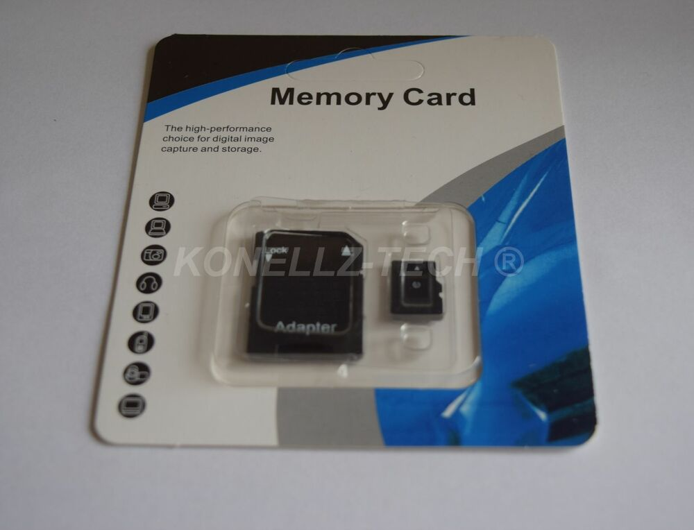 64gb microsd sdxc flash tf micro sd memory card class 10 free sd tf adapter ebay. Black Bedroom Furniture Sets. Home Design Ideas