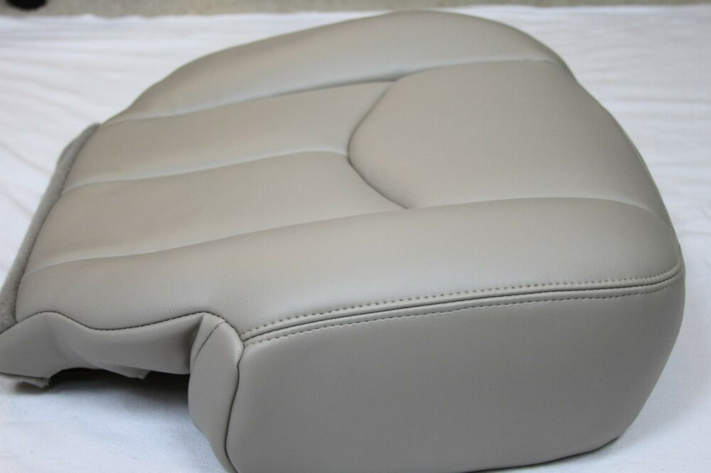 2 OF 3  0306 CHEVY CHEVROLET DRIVER BOTTOM LEATHER INSTALLATION VIDEO SERIES FROM THE SEAT SHOP