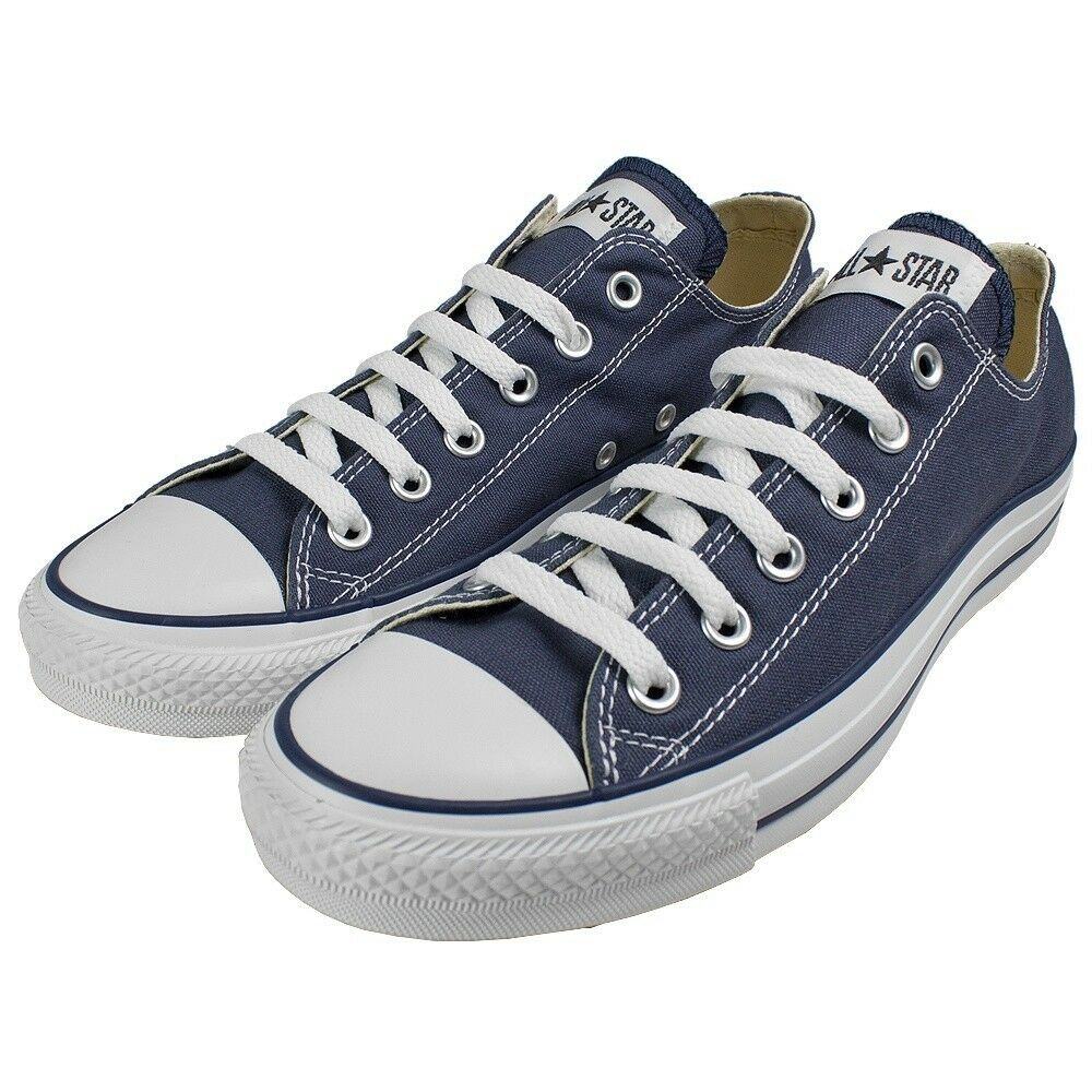 716dd9dd5e5e Details about Converse All Star Chuck Taylor Navy OX M9697 Canvas BRAND  NEW- ALL SIZE