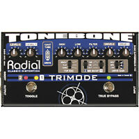 Radial Tonebone Classic Tube Distortion Guitar Effect Pedal NEW! 2-DAY DELIVERY!