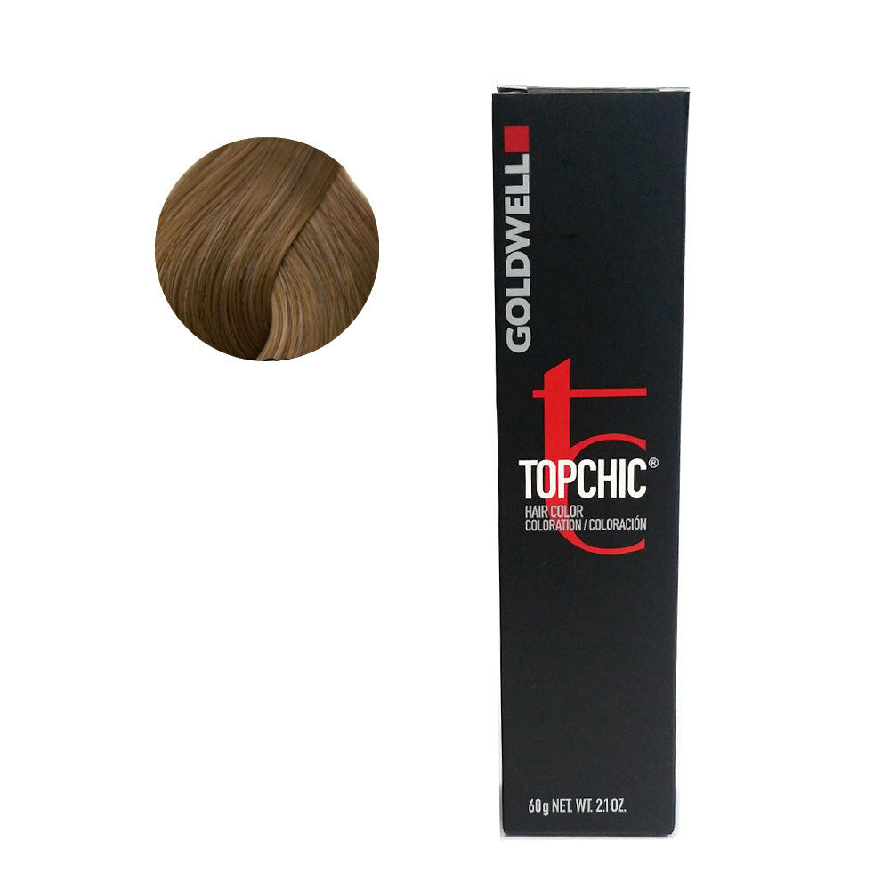 Goldwell Topchic Permanent Hair Color Tubes 7bg Mid Blonde Beige