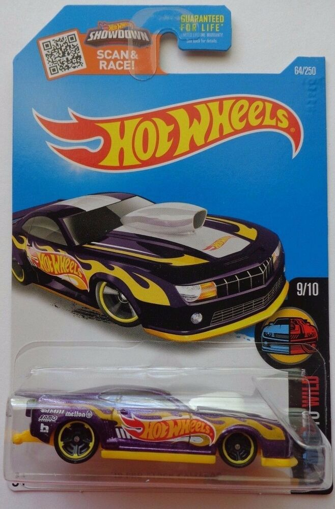 2016 hot wheels hw mild to wild 9 10 39 10 pro stock camaro for 9 salon hot wheels 2016