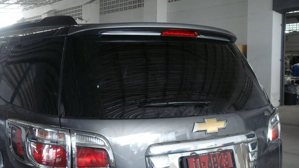 REAR SPOILER V.1 FOR CHEVROLET HOLDEN TRAILBLAZER 2012 ...