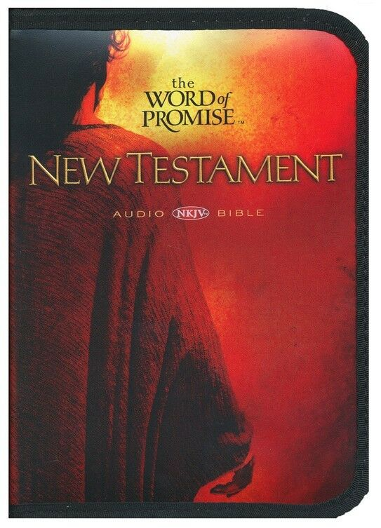 The Word of Promise Audio Bible New Testament NKJV (Unabridged)