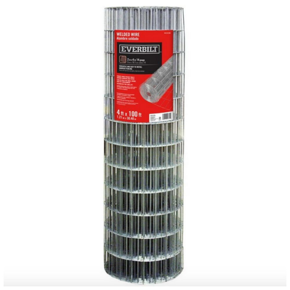 Galvanized Steel Welded Wire Mesh Fencing Fence Roll