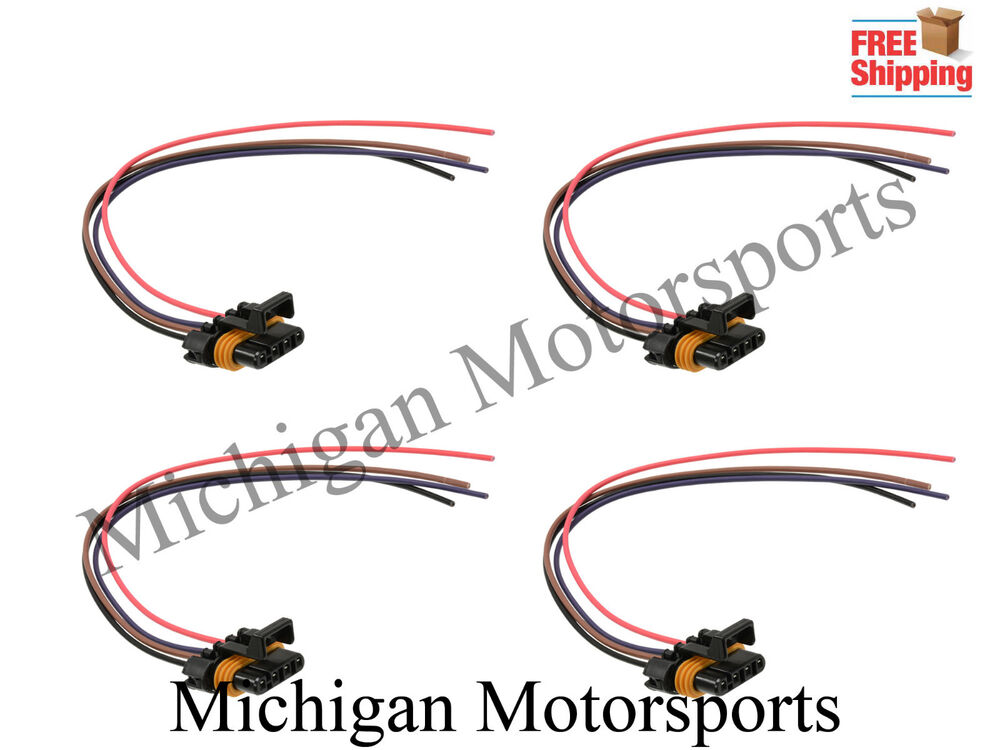 Ls1 Ls6 Ignition Coil Wiring Harness Pigtail Connector Gm