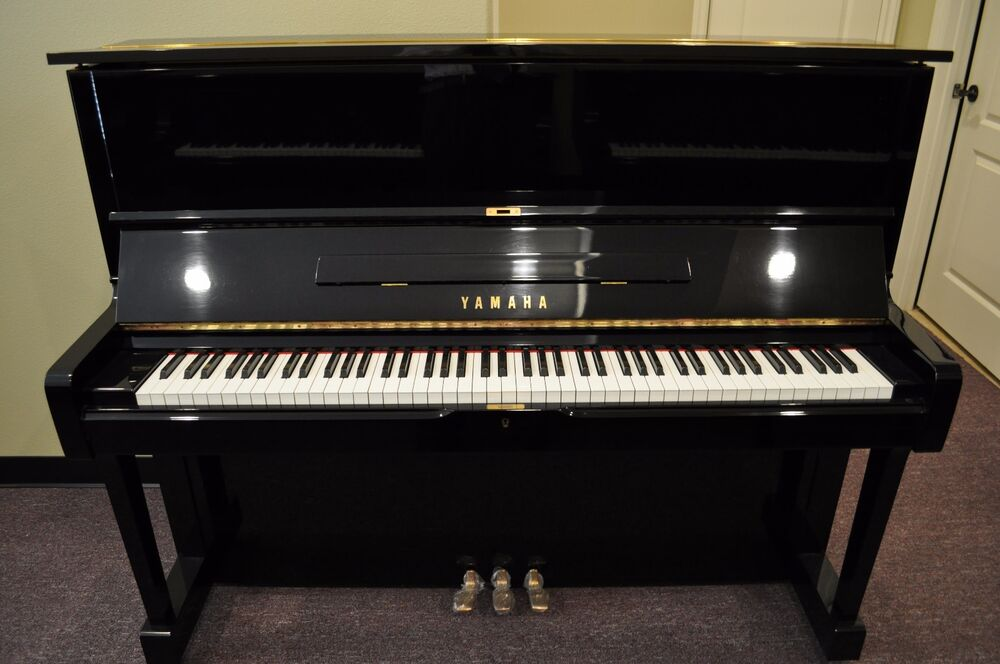 Yamaha upright piano u1 ebay for Yamaha u1 professional upright piano