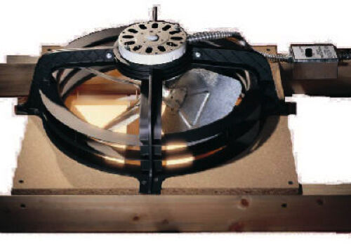 Apgh Gable Mount Power Attic Fan Ventilator 1620 Cfm With