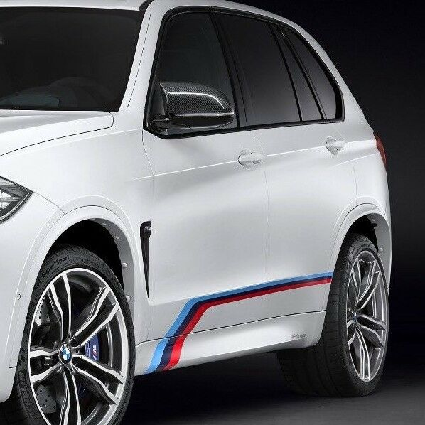Bmw X5m F85 Side Graphics Decals M Sport M Performance M