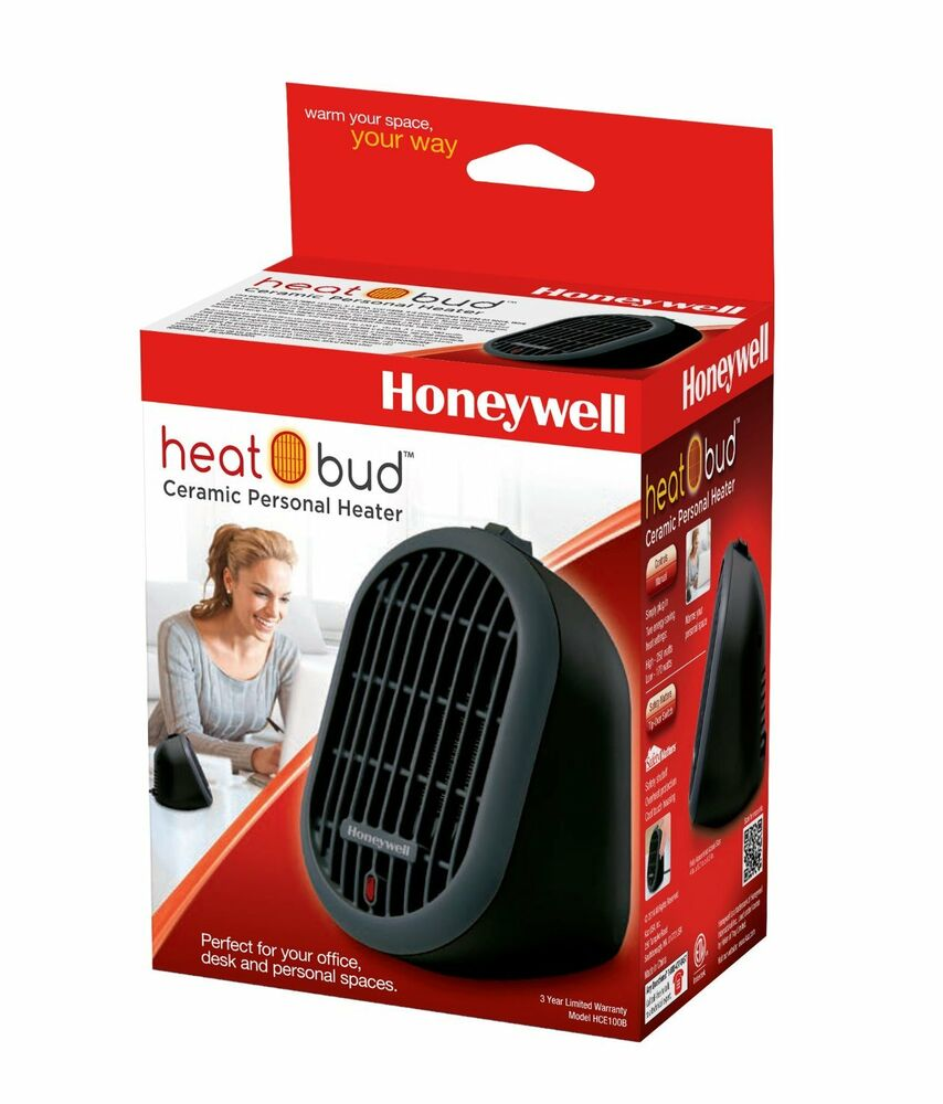 Personal space heater portable ceramic heater home office small space heater new ebay - Heating small spaces concept ...