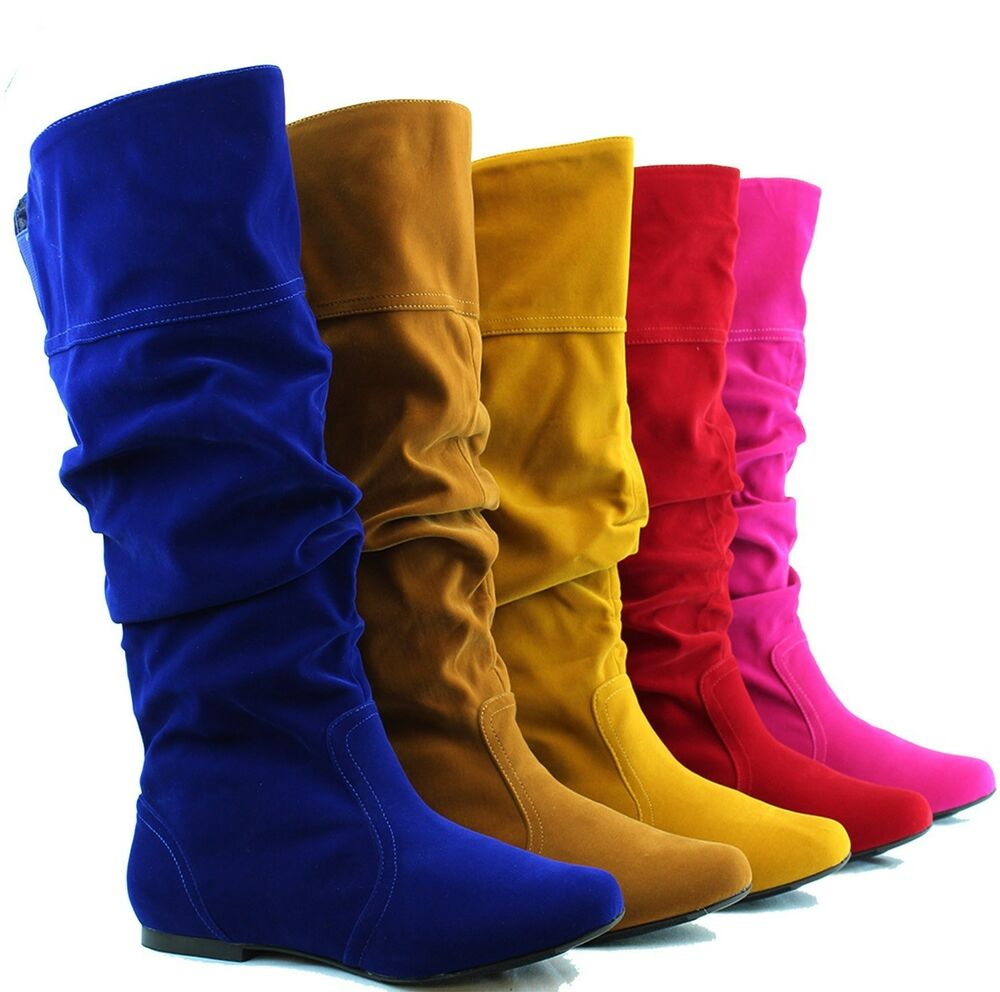 With you Dress boots for chubby calves