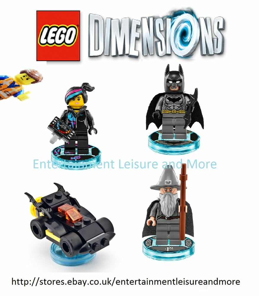 how to make batman build the batmobile in lego dimensions