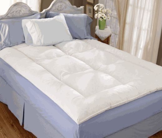 Restful Nights 174 230 Thread Count Down Alternative 2