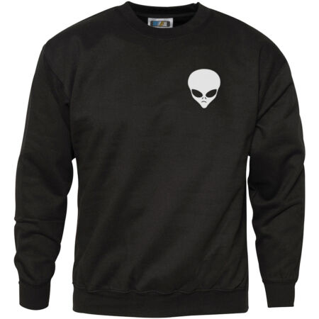 img-Alien Pocket - Nasa Science Geek Area 51 Youth & Mens Sweatshirt