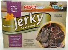 Maple Bacon Flavor Gourmet Jerky Seasoning 3 Pack for 6 lbs. of Meat By Nesco
