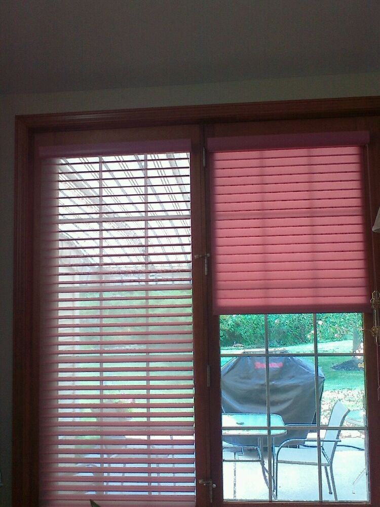 Hunter Douglas Silhouette Blinds 2 Mauve 29 Quot X 71