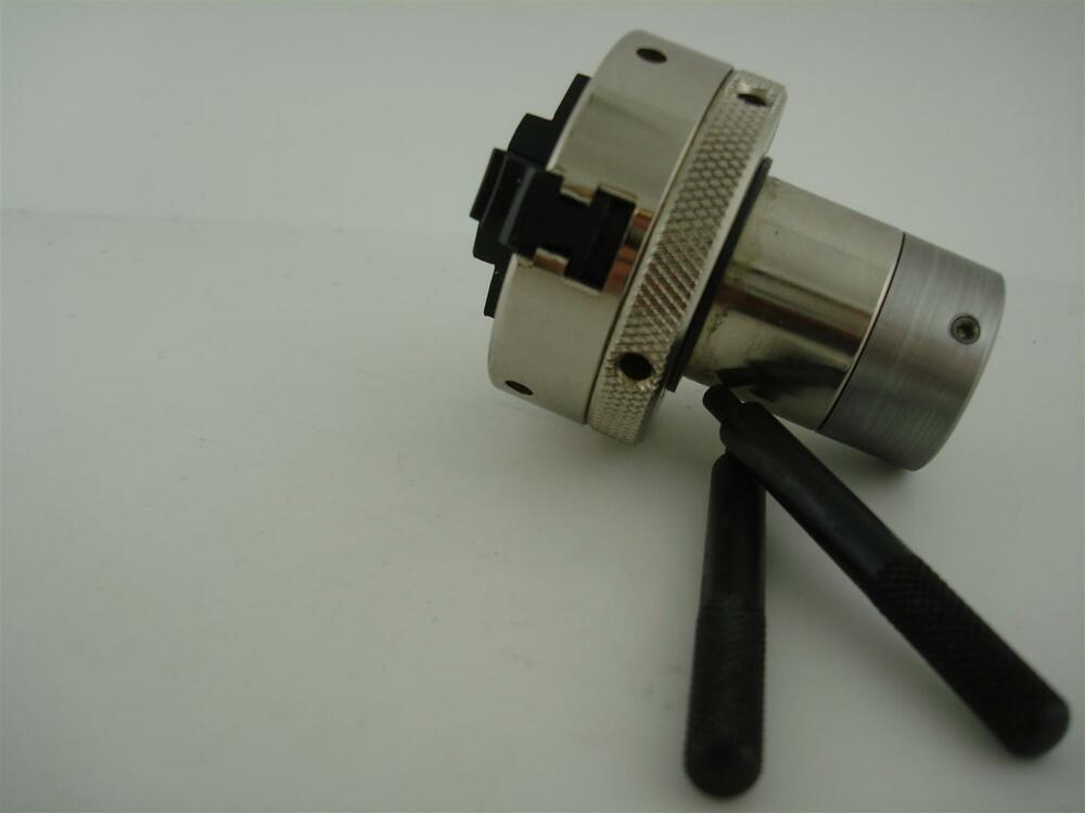 3 jaw chuck attachment for universal laser system rotary for Universal laser systems