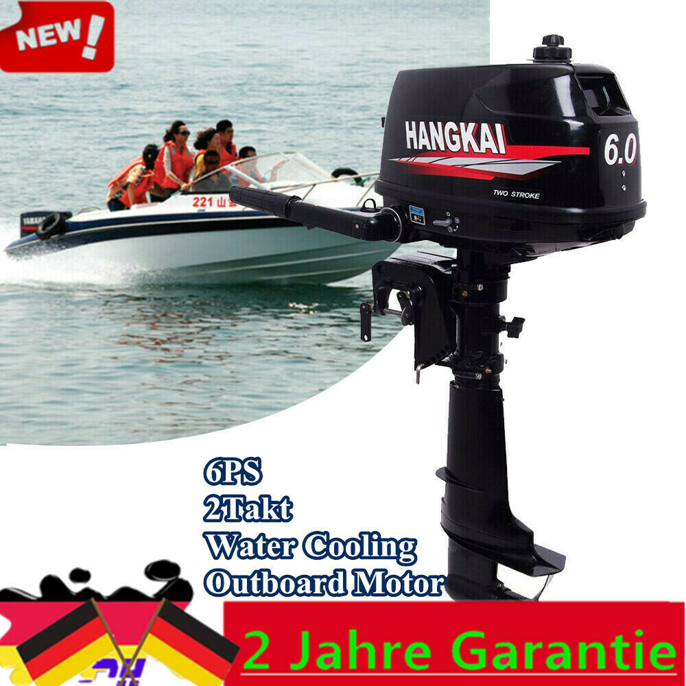 New outboard motor fishing boat engine w water cooling for New outboard boat motors
