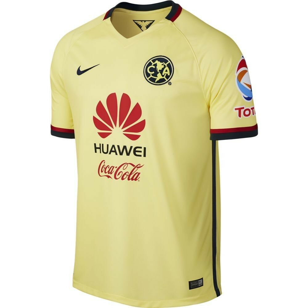 ab44cf827c2 Details about Nike Club America 2015 2016 Stadium Home Youth Jersey Playera  SIZE XS Boys  75