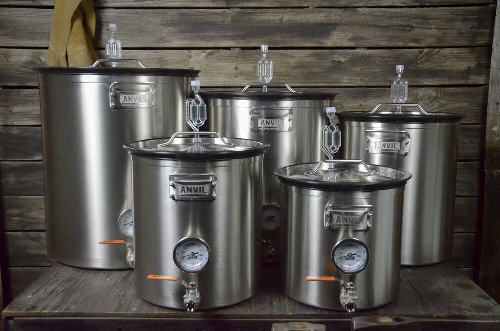 Anvil Brewing Equipment Ferment In A Kettle Kit Use Your